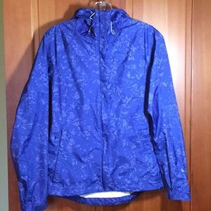 Nice Eddie Bauer WeatherEdge Plus rain jacket, S